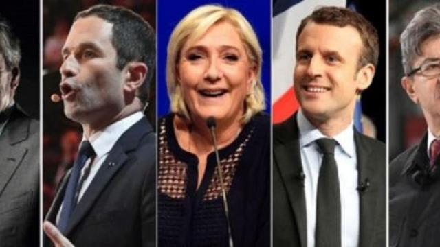French election: Polls open with Macron and Le Pen leading [VIDEO]