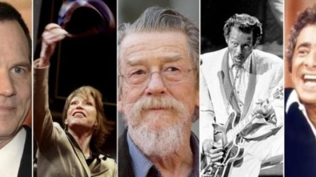 Celebrities who have died so far in 2017 [VIDEO]