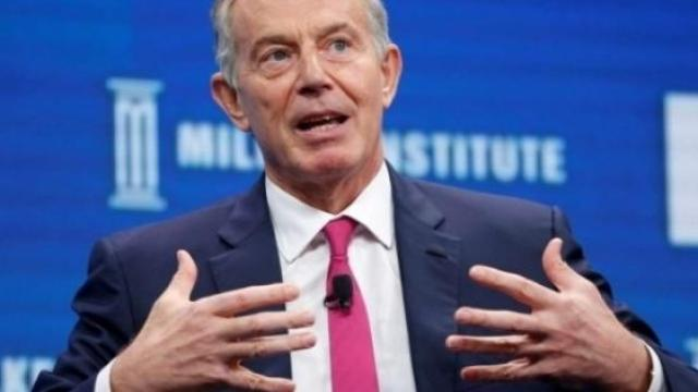 Blair to throw his hat into the ring to take on Brexit [VIDEO]