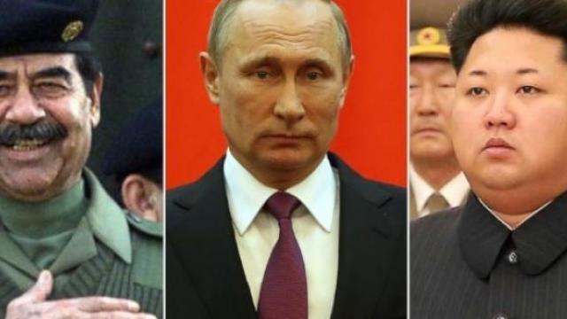 Donald Trump's affection for controversial dictators - praises Kim Jong Un [VIDEO]