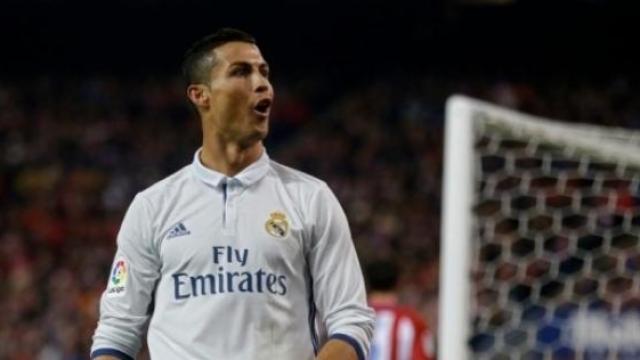 Hurricane Ronaldo makes Barnabeu tremble [VIDEO]