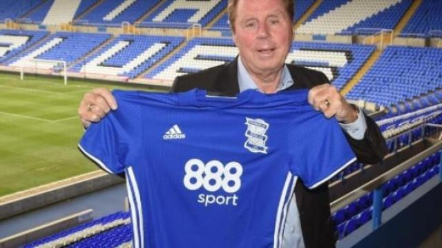 Harry Redknapp's Birmingham City survive relegation battle. Rovers are down. [VIDEO]