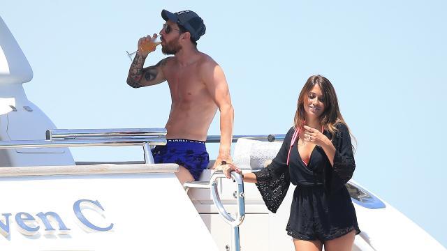Antonella, la reina del verano de Ibiza
