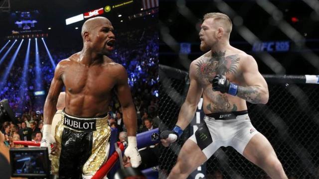 ¡Hay duelo! se oficializa el McGregor vs Mayweather