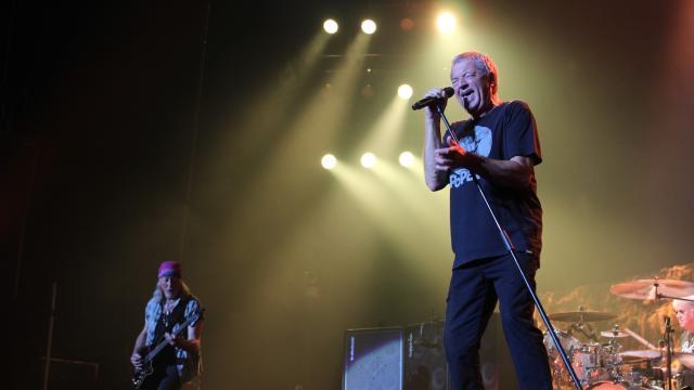 Video: Deep Purple, The Long Goodbye Tour passou por Lisboa