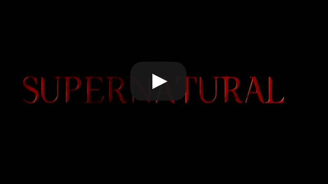 Series Homenajeadas que deberían estar en Supernatural