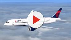 Florida man faces federal charges after trying to open exit door on Delta flight