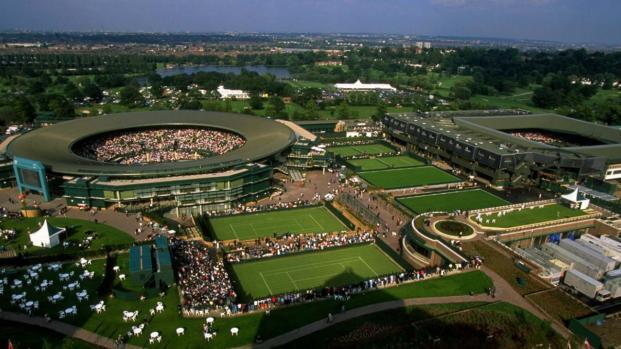 Wimbledon : Pourquoi n'y a t'il pas de match le 1er dimanche ?