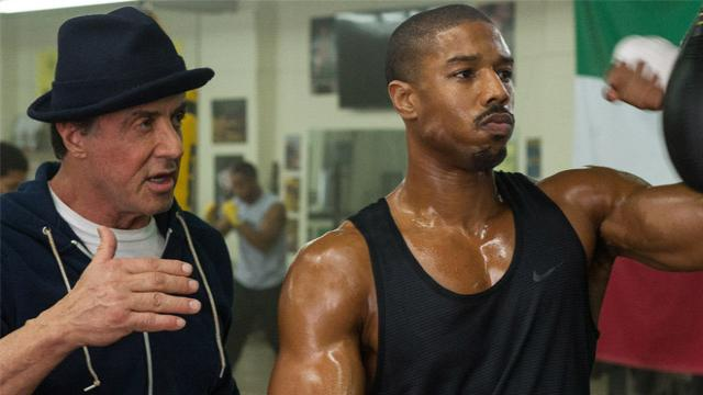 Is Sylvester Stallone back for a revenge rematch between Creed and Ivan Drago?