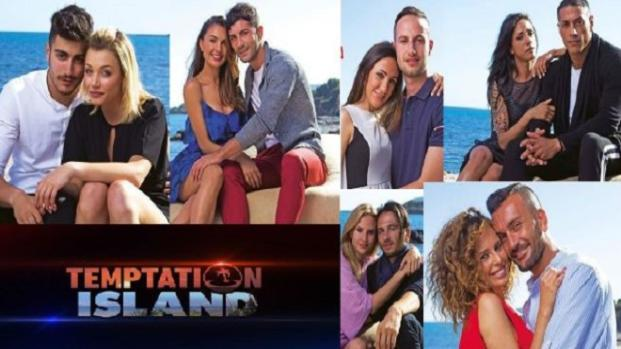 VIDEO: Replica Temptation Island 3^ serata: online su Video Mediaset