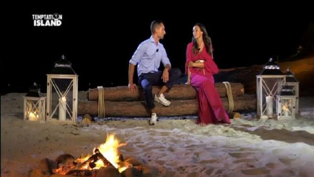 Video: TemptationIsland news ufficiali, Ruben e Francesca abbandonano il reality