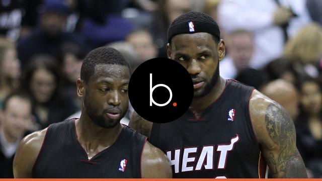 34f2dd0c211 Wade-LeBron reunion will have to wait for another year
