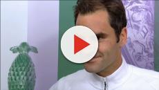 Federer se planta en su undécima final de Wimbledon sin ceder ni un set