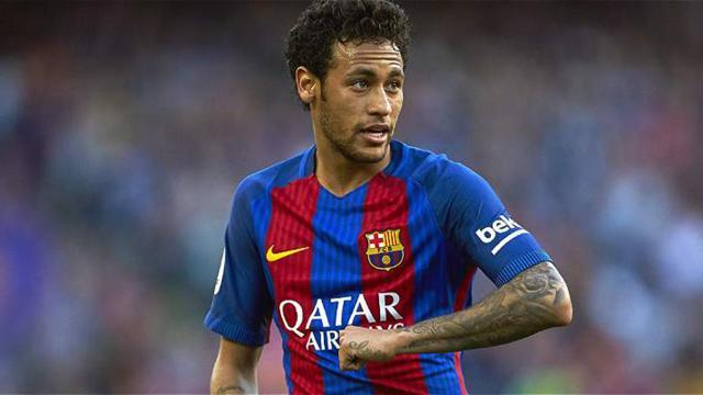 Neymar quiere dejar el F.C. Barcelona