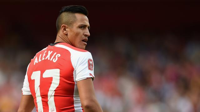 Alexis Sánchez: quiero jugar la próxima Champions League