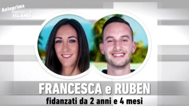 Video: Gossip Temptation island, Ruben e Francesca: colpo di scena che spiazza