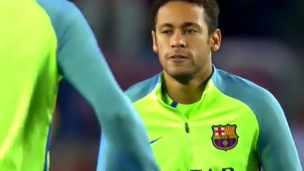 El futuro de Neymar en el Barça es incierto