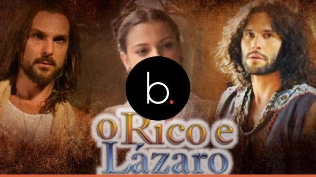 Novela 'O Rico e Lázaro': Daniel recebe visita do anjo Gabriel na reta final