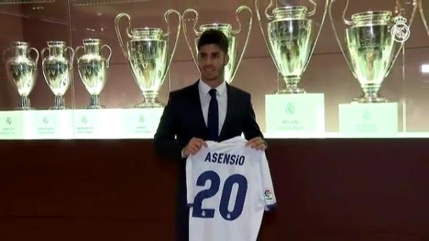 Marco Asensio recibe tres ofertas importantes