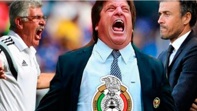 Los elegibles para relevar a Osorio en el seleccionado de México