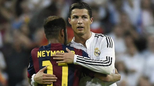 Mensaje alto y claro de Cristiano Ronaldo a Neymar