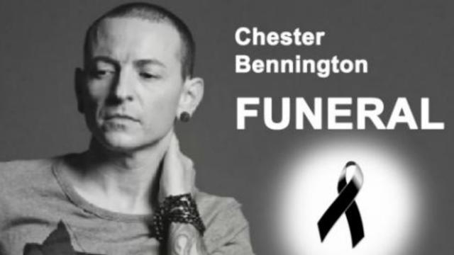 Funeral de Chester Bennington: saiba como será sepultado vocal do Linkin Park