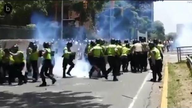 Venezuela: La ONU pide respetar el derecho de votar o no hacerlo