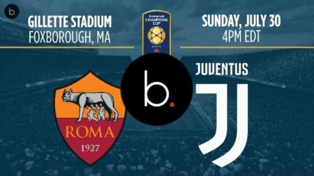 Video: International Champions Cup: Cronaca e pagelle di Roma-Juventus