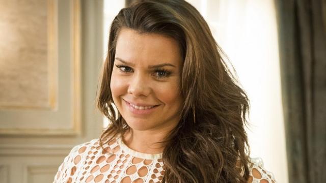 Fernanda Souza vai para o SBT após Globo a demitir.