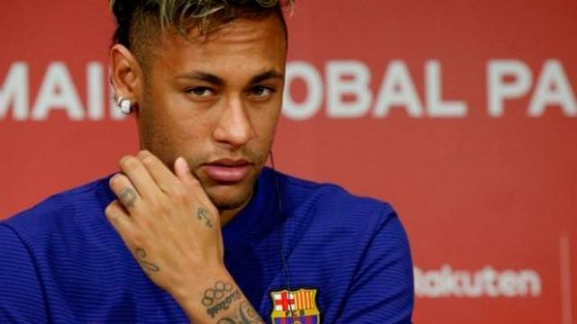 Neymar estará en Catar esta semana