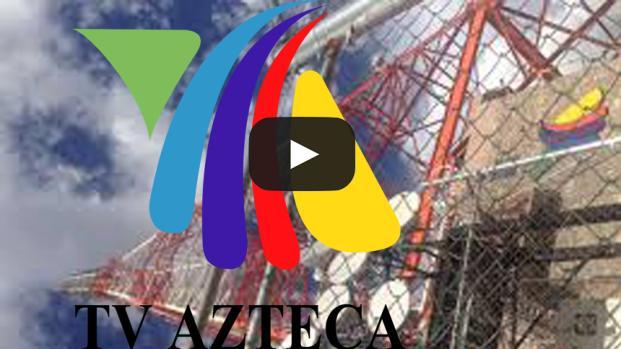 TV Azteca cumple 24 años al aire