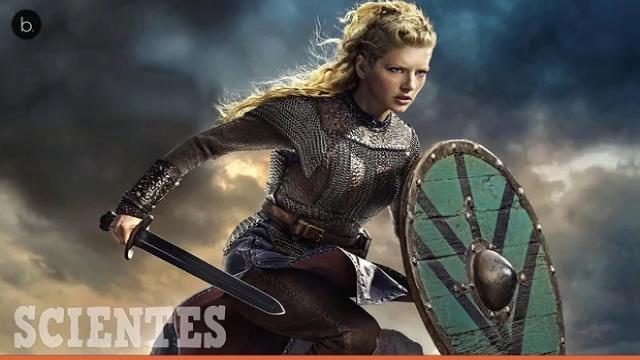 Vikingos: Lagertha es una fuerte escudera