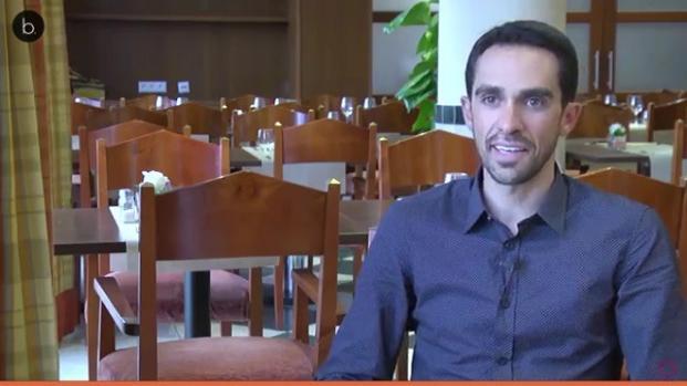 Alberto Contador podría participar en la Vuelta Ciclista a España