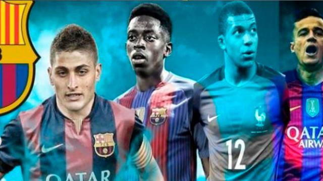 Fichaje bomba del FC Barcelona se presentaría el miércoles