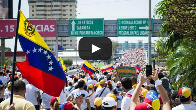 Más de 1.400 venezolanos piden asilo político a México