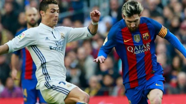 Real Madrid : Ronaldo s'incline lourdement face à Messi !