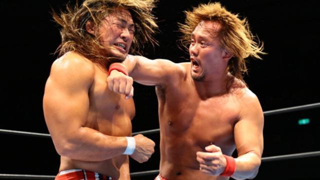 Tanahashi y Naito triunfan y decidirán al ganador del Grupo A en la última fecha