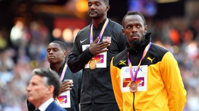 Usain Bolt: Se despide con una única medalla de bronce