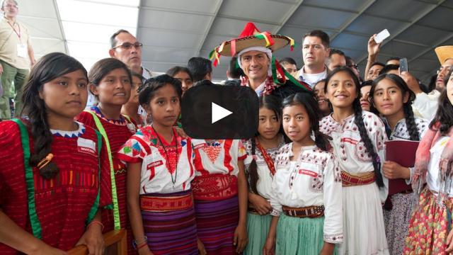 Incontenible éxodo de indígenas mexicanos, su destino la incertidumbre