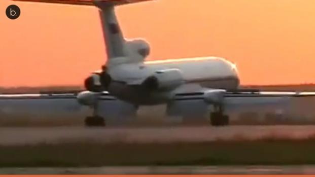 Un avión ruso sobrevuela la Casa Blanca