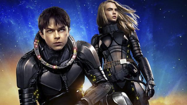 Valerian, la película del espacio que busca conquistar el verano