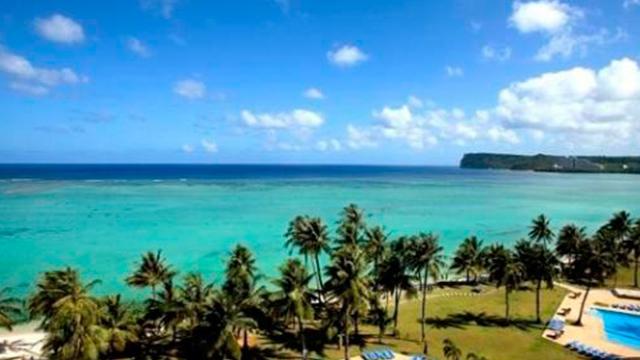 Guam perla turística del Pacífico