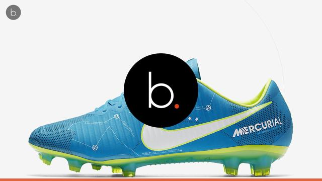 Neymar e sua nova chuteira com preço e detalhes impressionantes 80a5e0d164a25