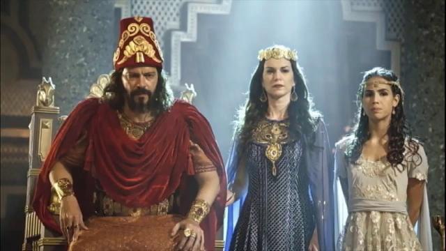 'O Rico e Lázaro': Hurzabum pode ser filho de Nabucodonosor na novela