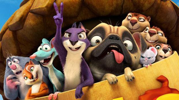 'Locos por las nueces 2' llega a cines mexicanos
