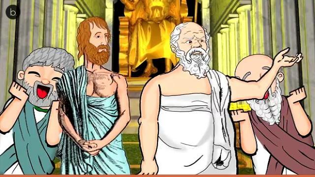 Sócrates murió ejecutado con cicuta
