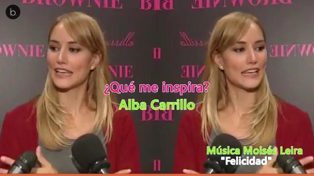 Alba Carrillo recibe una oferta de Interviu para posar desnuda