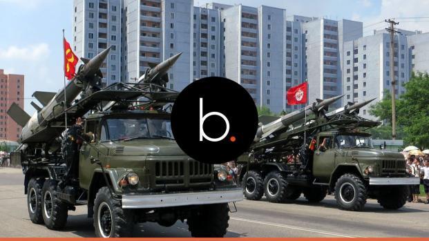 Rising tensions Between The USA and North Korea