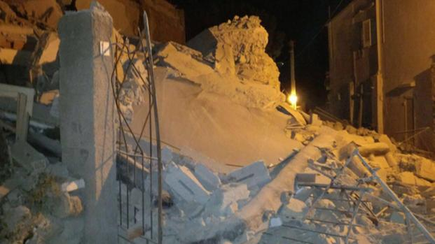 Video: Terremoto a Ischia, anche bambini sotto le macerie