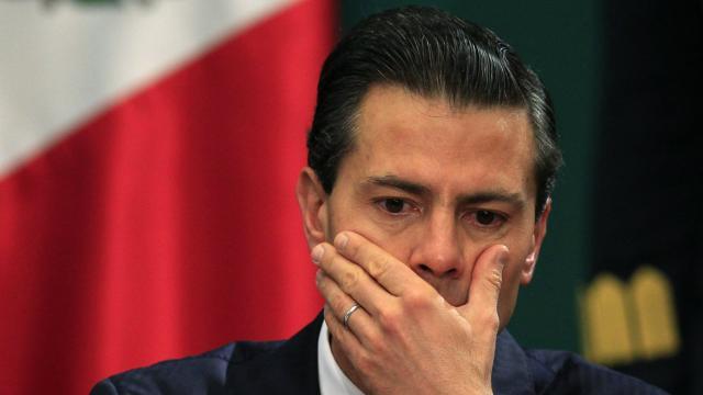 Los vientos de la verdadera guerra en México, pesadillas de Peña Nieto